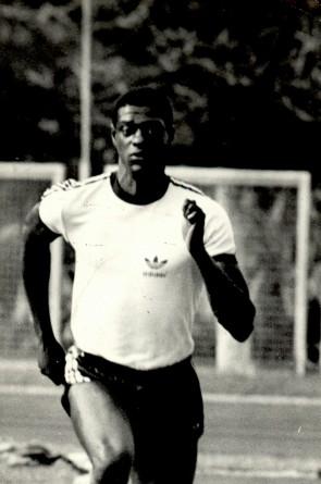 João Paulo, atleta brasileiro de Salto a Distância  (Foto: Foto: Sport Press)