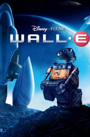 Cartaz do filme Wall-E(Foto: DIVULGAÇÃO)