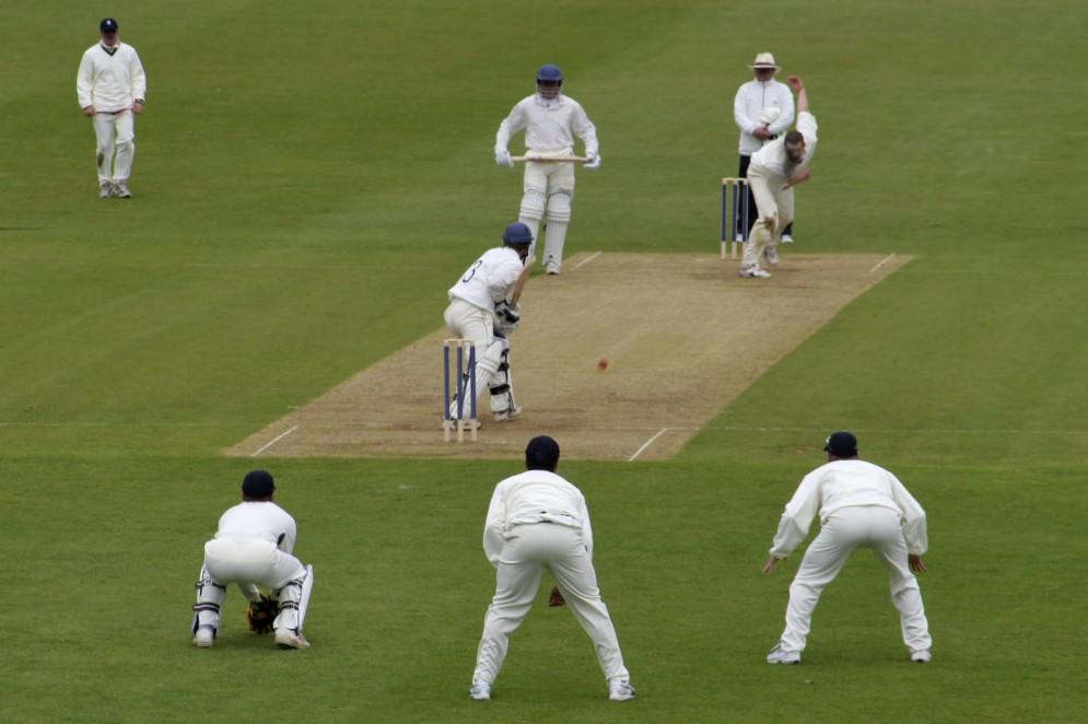 Jogo de críquete, herança britânica, é o mais popular na Índia, mas não tem espaço nos jogos olímpicos(Foto: Foto: Divulgação )