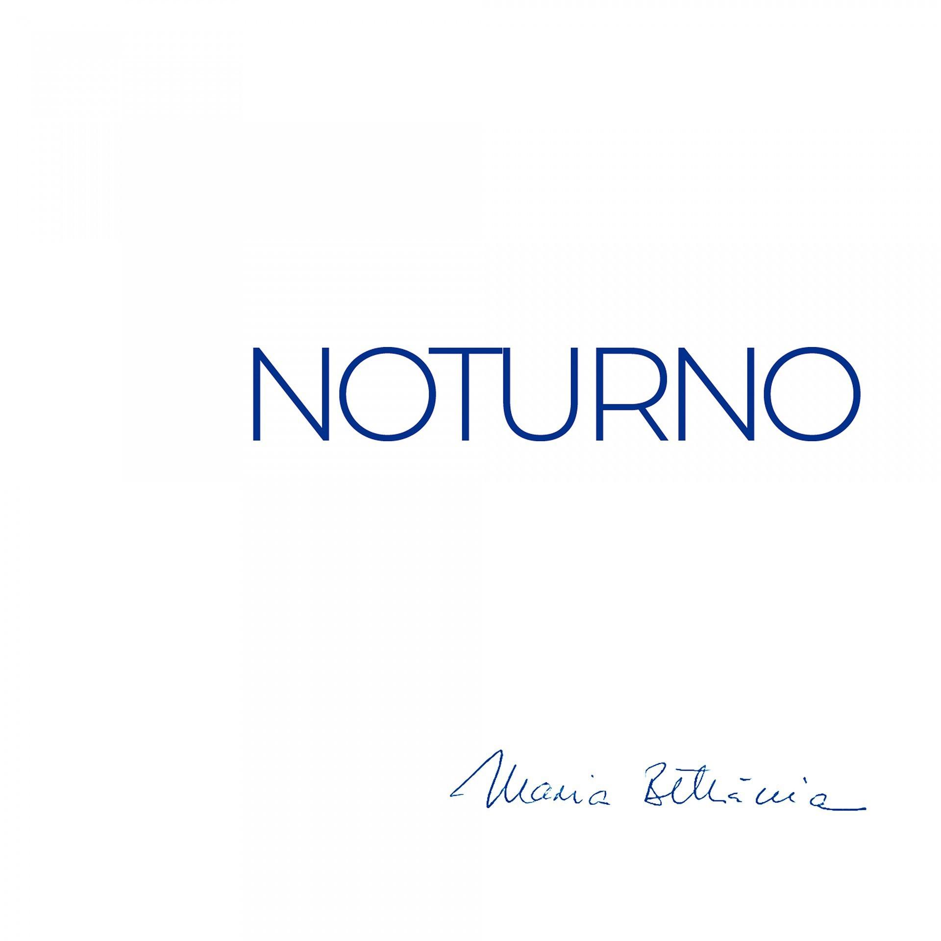 Capa do disco 'Noturno', de Maria Bethânia