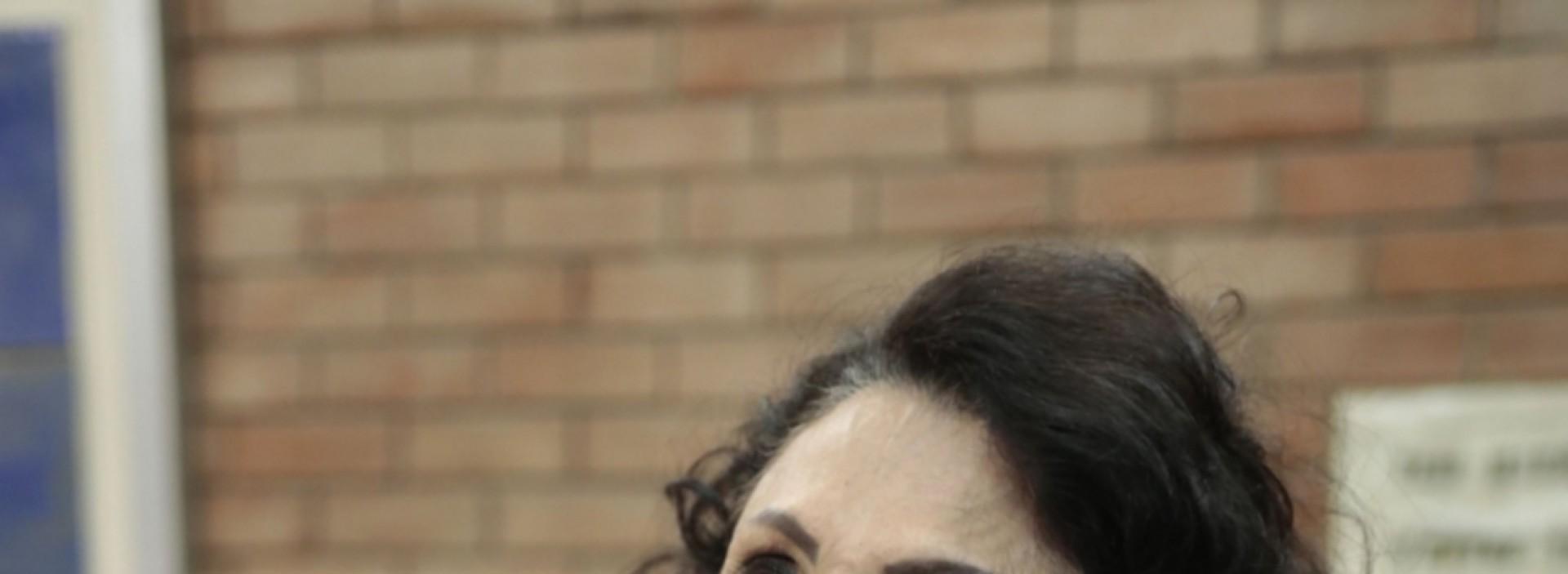 Mazé Figueiredo é gerontóloga, pedagoga e atriz, mossoroense de nascimento, cearense de coração (Foto: Divulgação)