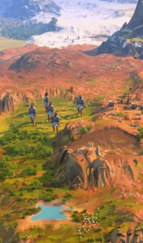 Humankind | Crie civilizações, conte sua história e domine um mundo totalmente tático.