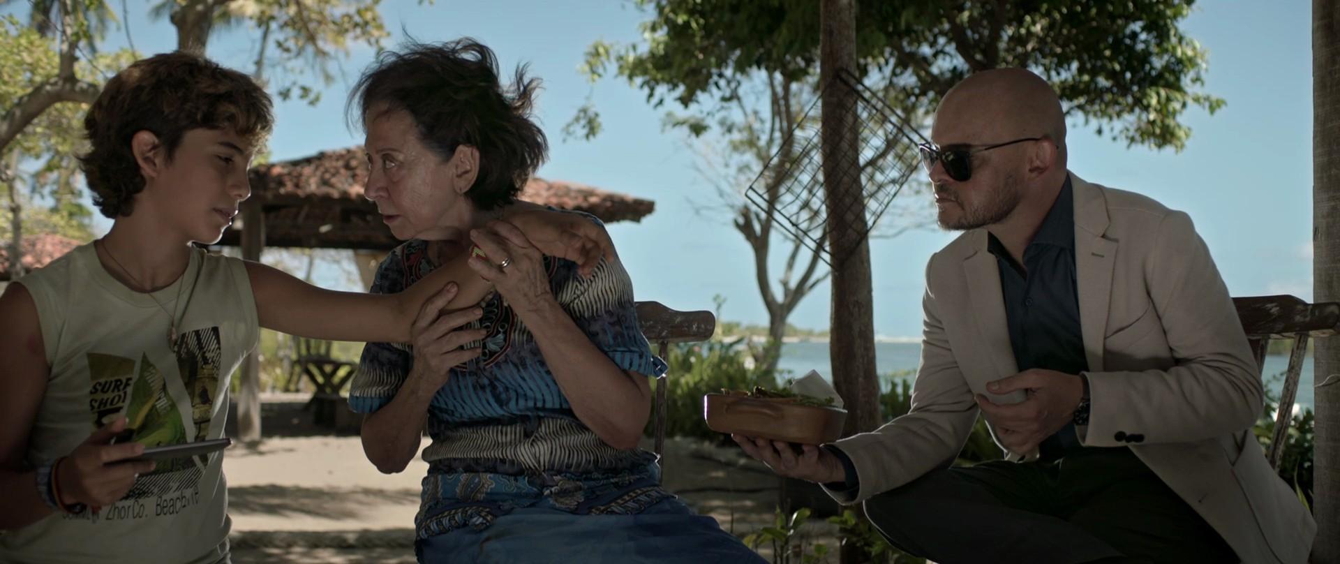 'Piedade' foi premiado no Festival de Brasília em 2019 com o Prêmio Especial do Júri. Melhor Ator Coadjuvante (Cauã Reymond) e Melhor Direção de Arte (Foto: divulgação)
