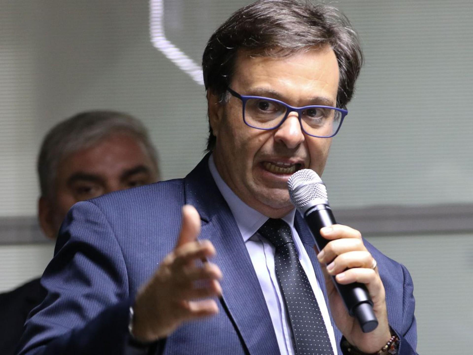 Gilson Machado Neto, ministro do Turismo do Brasil(Foto: Fabio Rodrigues Pozzebom/Agência Brasil)