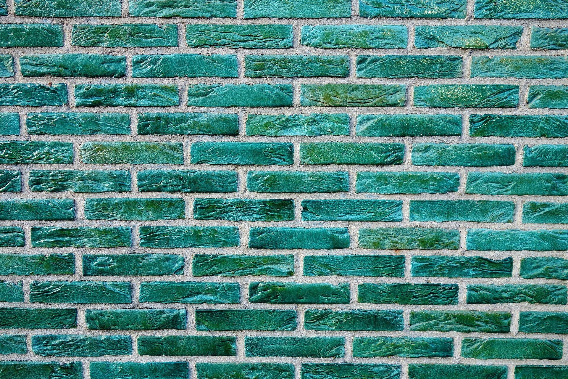 (Foto: Mabel Amber/pixabay)Tijolinho verde