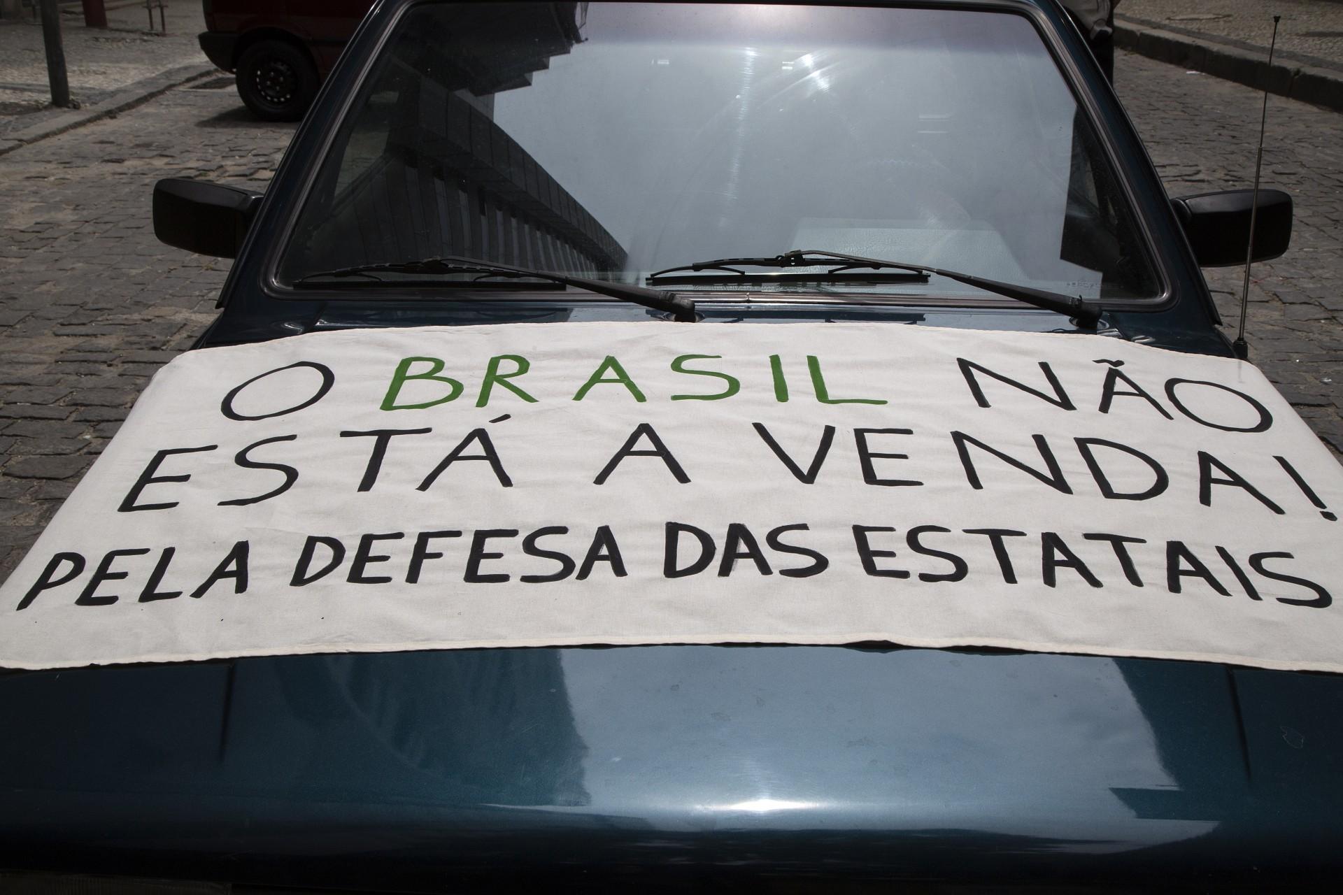 'Homem Onça', dirigido por Vinicius Reis, se passa no Rio de Janeiro da segunda metade dos anos 1990 e tem como mote os impactos da privatização de uma grande estatal (Foto: Eduardo Martino & Andrea Testoni / Zuppa Filmes)