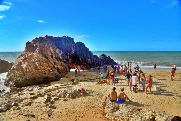 Jericoacoara, um dos destinos preferidos na retomada das viagens  (Foto: Divulgação )