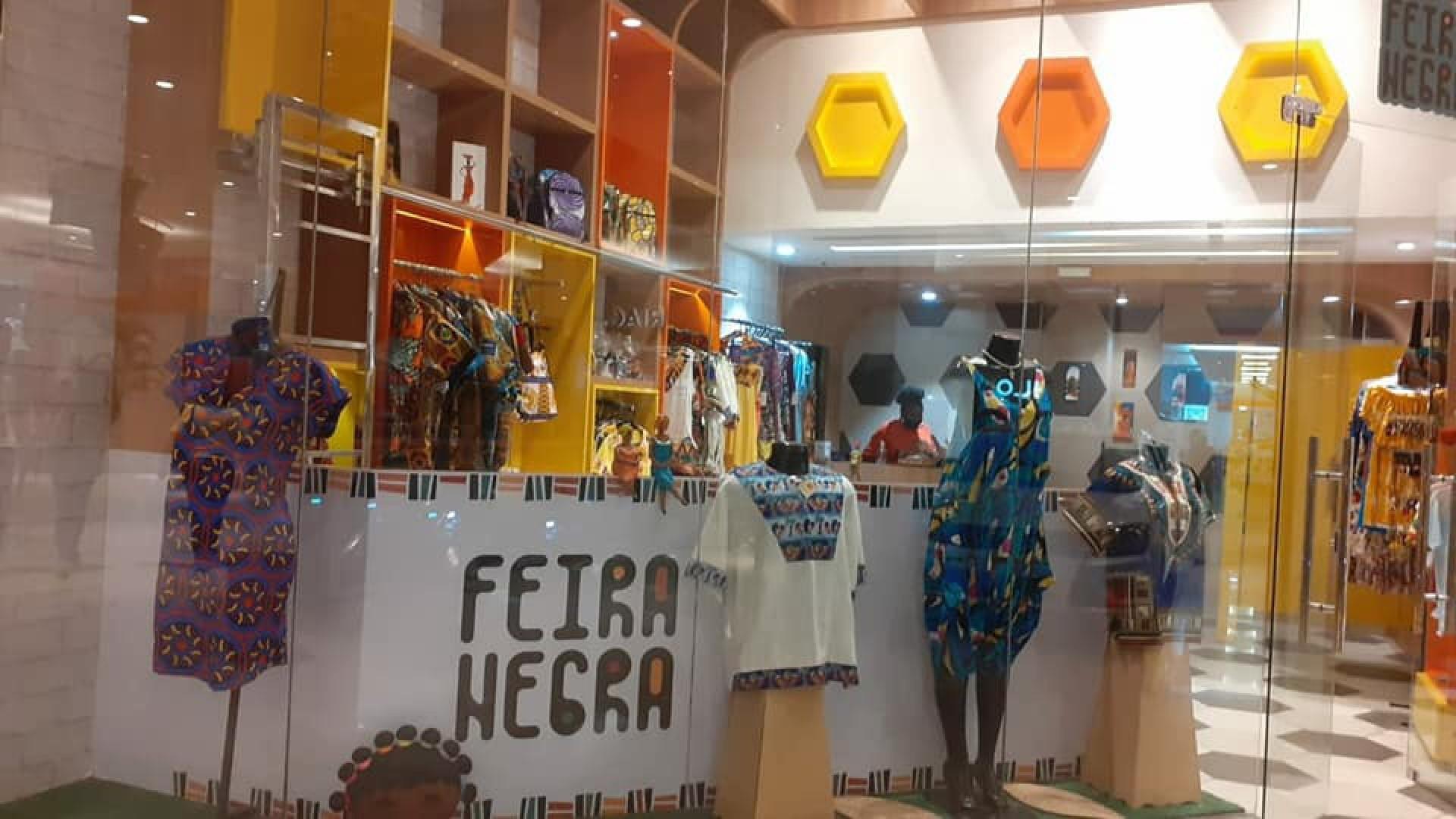 Feira Negra de Fortaleza reúne empreendedores negros da cidade  (Foto: Divulgação )