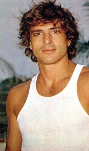 No final dos anos 80, Carlos Alberto Riccelli começou a fazer sucesso após
