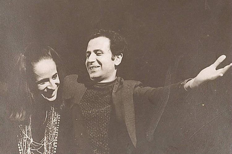 Maria Bethânia e Fauzi Arap(Foto: Divulgação)