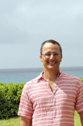 Dr. Marco Quesada.(Foto: Conservation International)