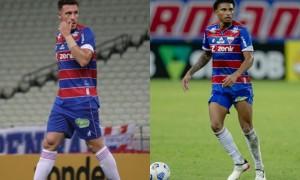 Éderson e Ángelo Henríquez, do Fortaleza, entram em pré-lista de convocados do Brasil e Chile