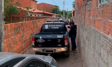 Operação Foco, que desarticulou esquema de falsas lotéricas, foi deflagrada em Itaitinga, Horizonte e Beberibe