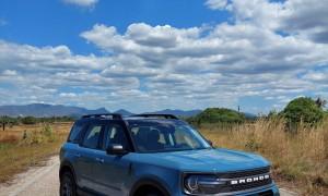 Test Drive- Dirigimos o Ford Bronco em Fortaleza