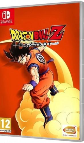 Dragon Ball Z: Kakarot finalmente vai chegar para o Nintendo Switch.