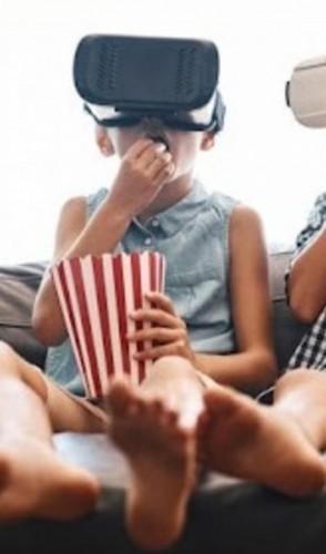 Já os filmes Matrix mostram que as pessoas podem ficar presas às expectativas de um mundo ilusório