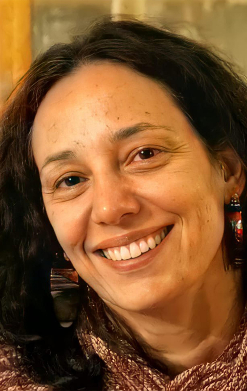 Roberta Scatolini é educadora popular e atriz(Foto: DIVULGAÇÃO)