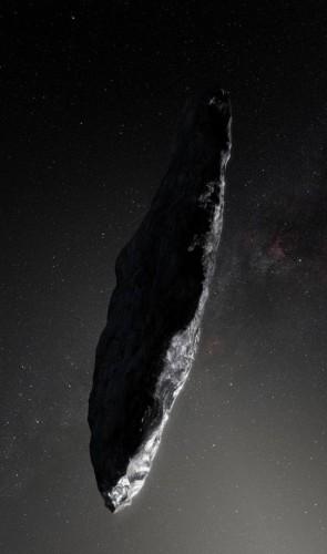 Foi classificado como um cometa. Uma semana depois, como asteróide. A hipótese mais recente (2021) é outra: