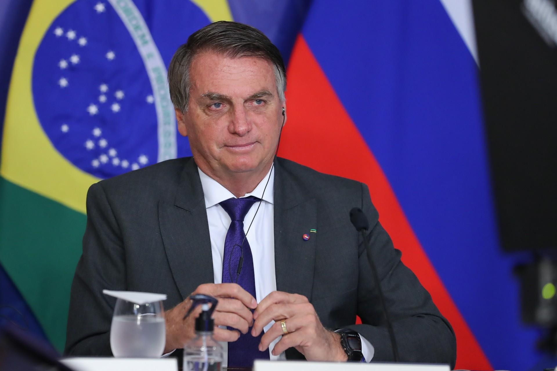 BAIXADA de tom do presidente incomodou parte dos aliados (Foto: Marcos Corrêa /Presidência da República)