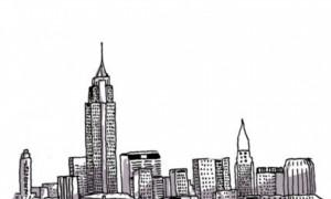 A imagem sintetizada do 11 de setembro.
