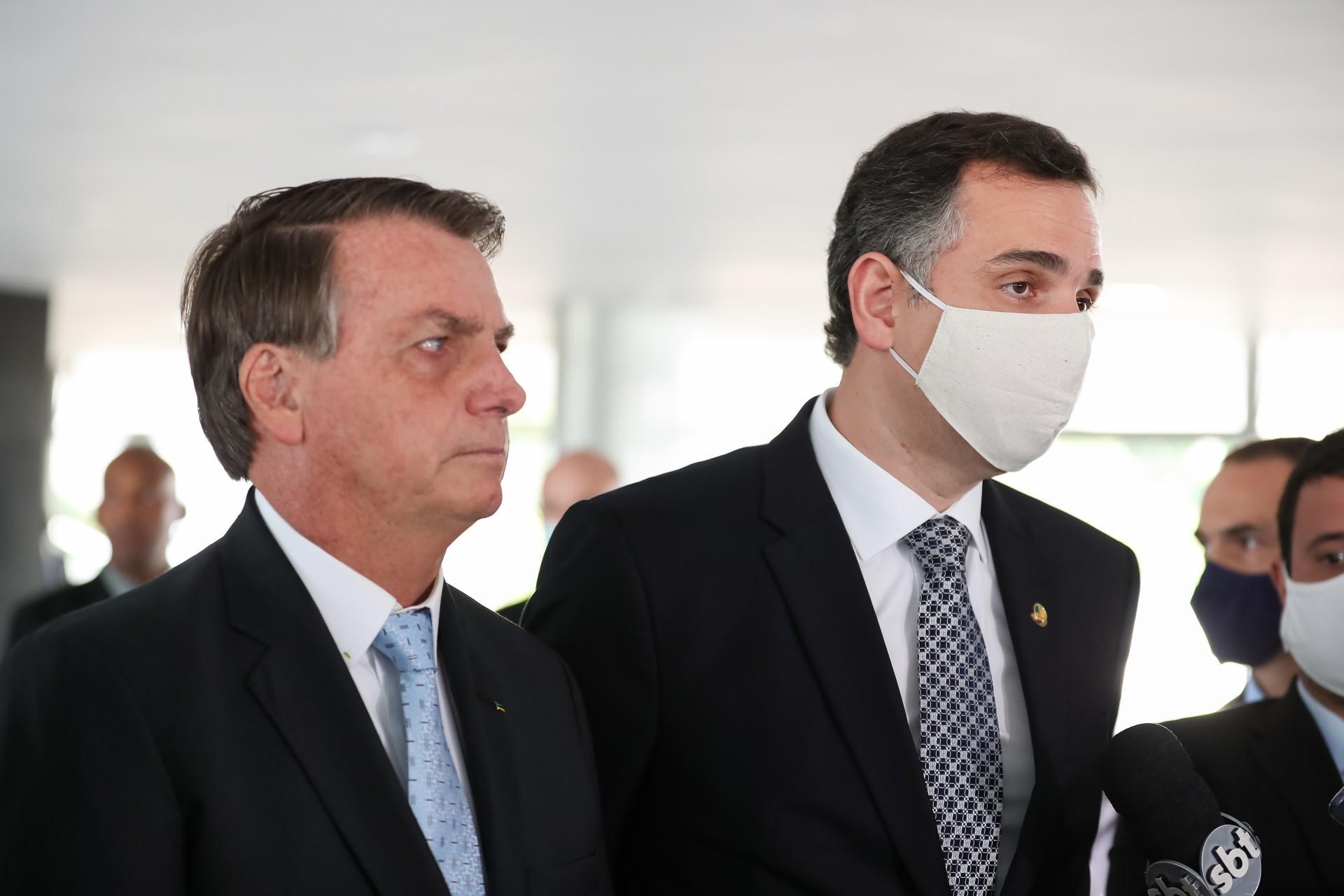 PRESIDENTE sofreu duplo revés no Congresso e no Supremo (Foto: Marcos Corrêa/Presidência da República)