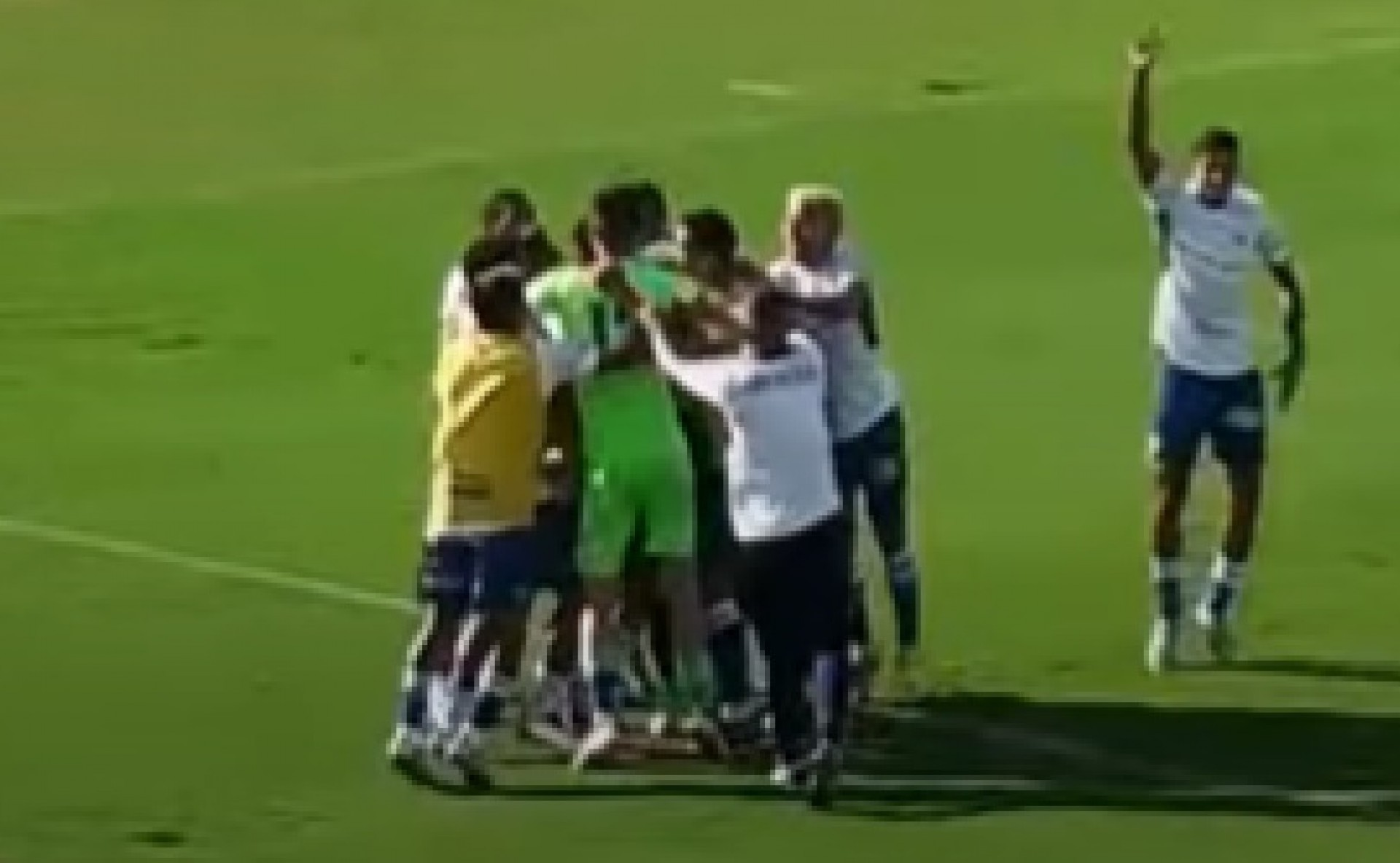 Em 13 jogos no Brasileirão Sub-23, o Fortaleza venceu 12 partidas e empatou uma (Foto: REPRODUÇÃO)