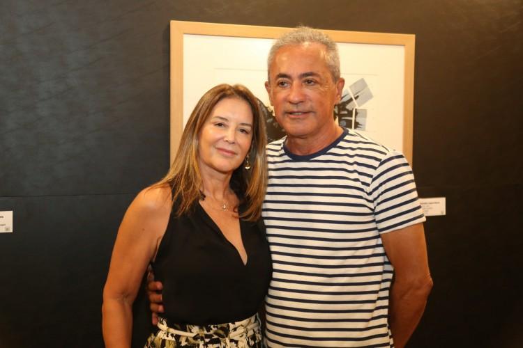 Fernanda Mattoso e Francisco Gualbernei