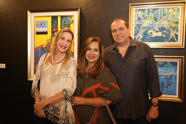 Marjorie Marshall, Martinha e George Assunção