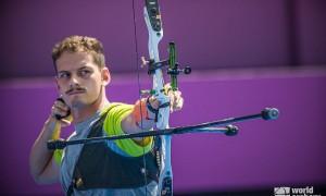 Brasil busca medalha inédita no Mundial de tiro com arco