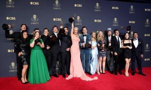 Emmy 2021: plataformas de streaming triunfam, pasmem, pela primeira vez no evento