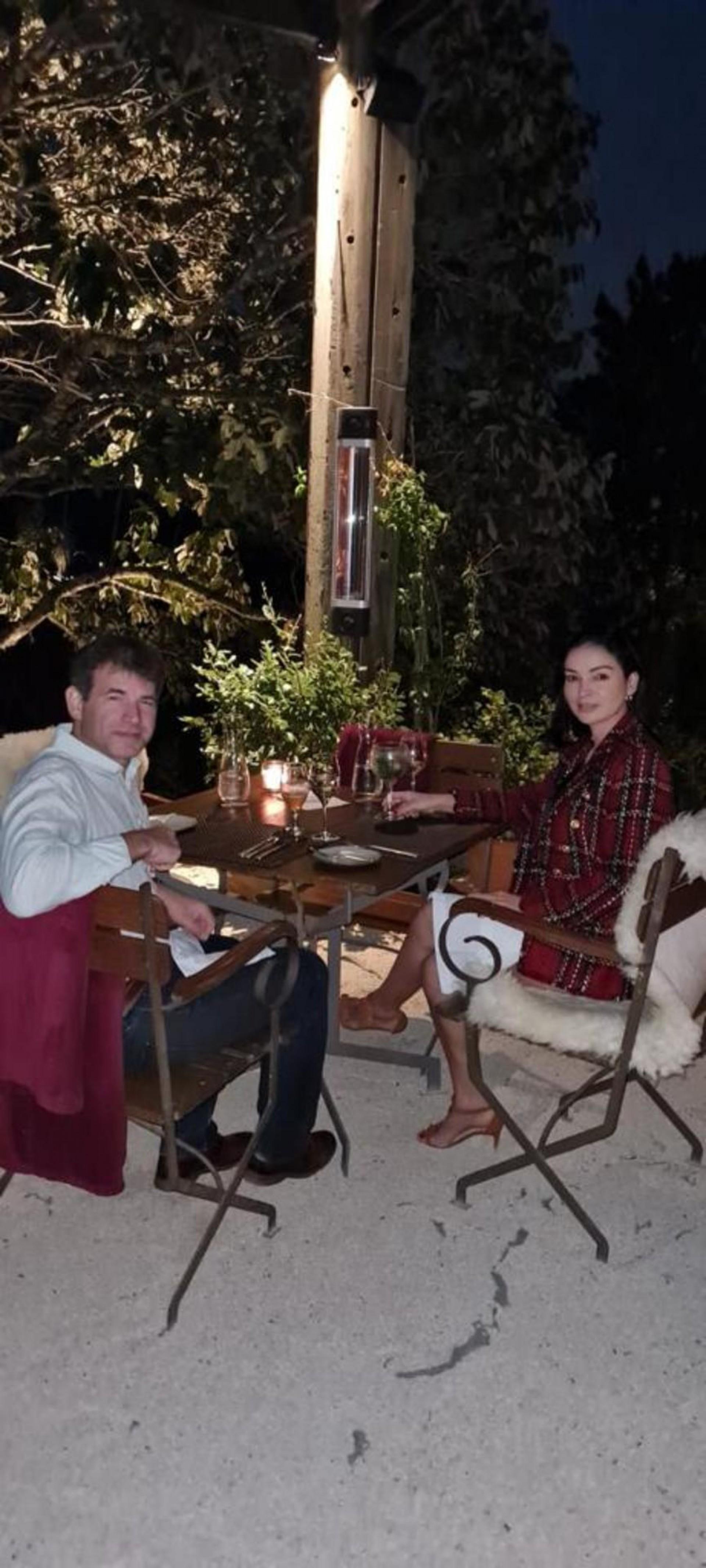 Germano Franck e Yilka: 14 anos de união