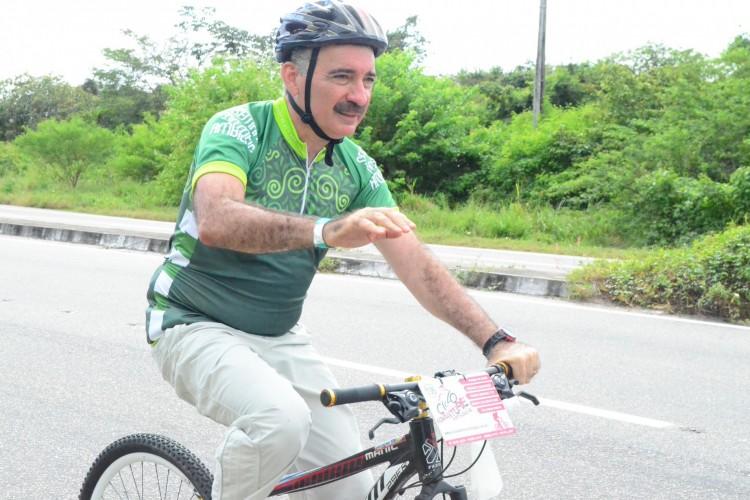 Secretário do Meio Ambiente: de bike para o trabalho no Dia Mundial Sem Carro