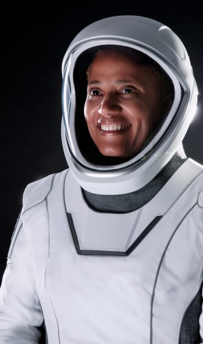 Sian Proctor, 51: professora de geociências na South Mountain Community College e divulgadora científica nos EUA.