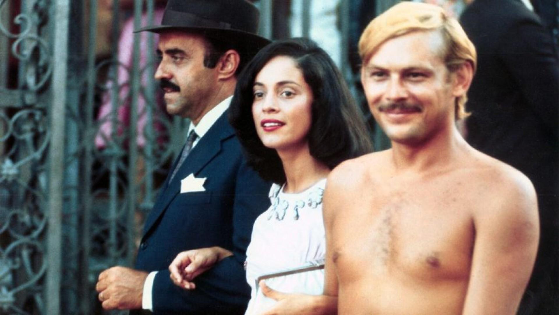 Entre os filmes brasileiros clássicos na plataforma, o destaque é 'Dona Flor e Seus Dois Maridos' (1976), que figurou entre os mais assistidos no País  (Foto: divulgação)
