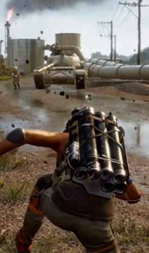 Em primeira pessoa, o game da Ubisoft é o sexto da série, lançado a partir de 7 de outubro, em todas as plataformas.
