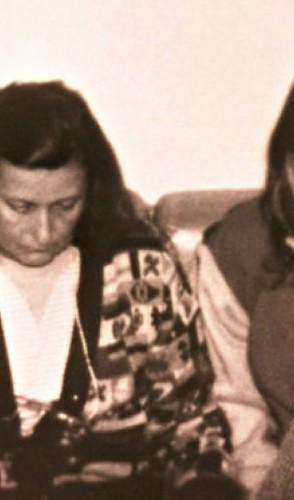Beatriz Abagge e a mãe, Celina, foram apontadas como suspeitas de praticar magia maléfica com o corpo da criança.