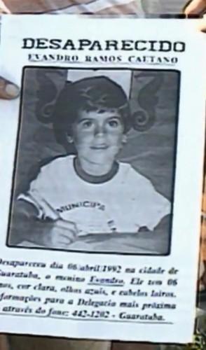 As bruxas de Guaratuba: O caso é sobre o desaparecimento do menino Evandro, em 6 de abril de 1992.