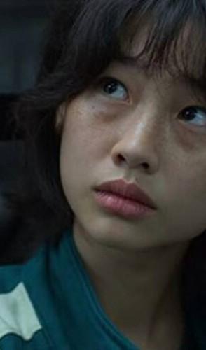 Juliette coreana: A atriz Jung HoYeon, que viveu Kang SaeByeok (jogadora nº 67), se tornou um fenômeno no Instagram.