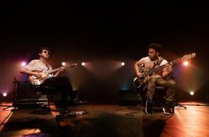 Com homenagem a Renato Russo, estreia nesta quarta-feira, 13, mais um show inédito da turnê on-line do contrabaixista Michael Pipoquinha e do guitarrista Pedro Martins