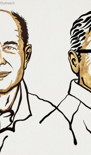 Em 2021, o prêmio Nobel de Medicina homenageou os biólogos moleculares David Julius e Ardem Patapoutian.