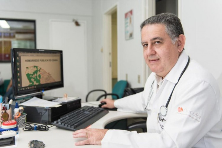 Fernando Barroso: novo presidente da Sociedade Brasileira de Transplante de Medula Óssea