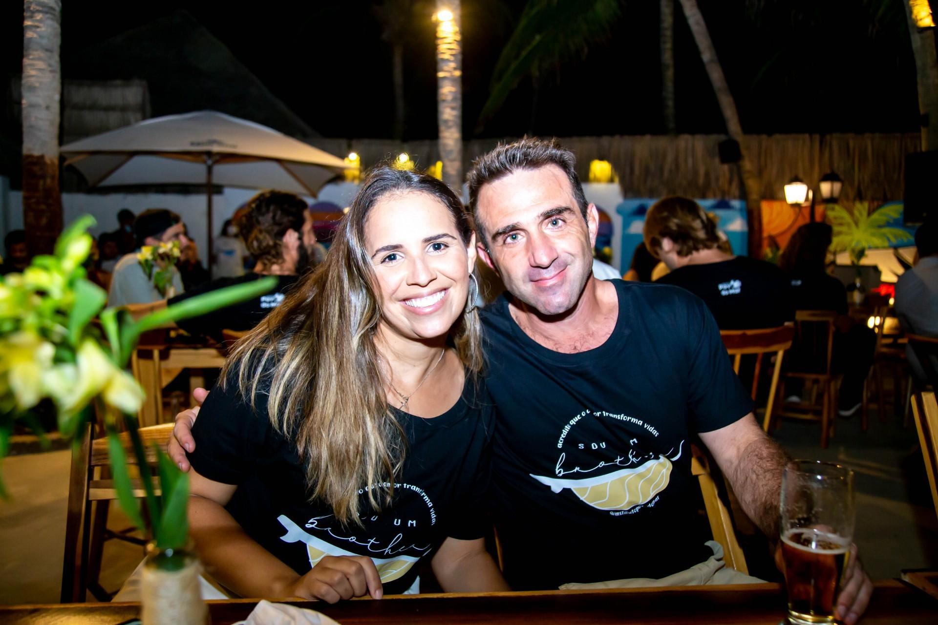(Foto: Israel_Rodrigues/ Divulgação)Marcélia e Mario Chaubi