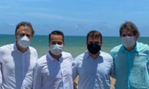 Vitor Valim e Camilo Santana firmam parceria para espigões do Icaraí