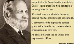 Há 168 anos nascia o escritor e historiador cearense Capistrano de Abreu