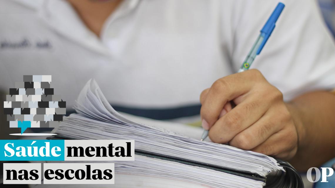 Ansiedade, depressão, automutilação e suicídio são principais transtornos observados em escolas públicas de ensino médio no Ceará