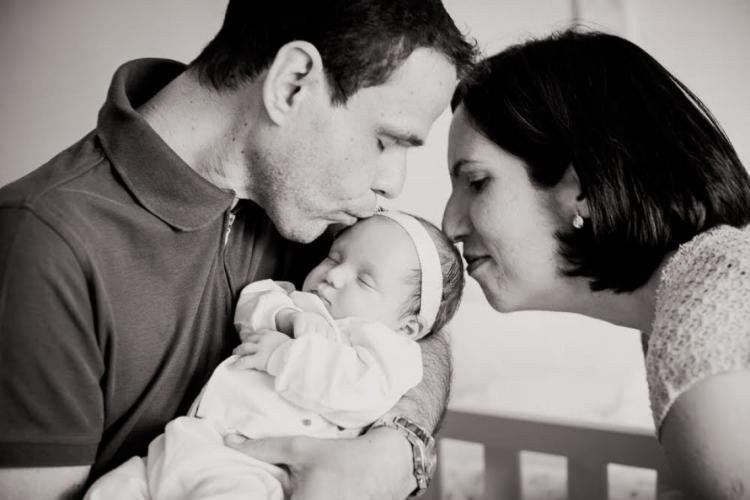 Gilson descobriu o câncer dois meses depois de Janaína ter engravidado da filha do casal
