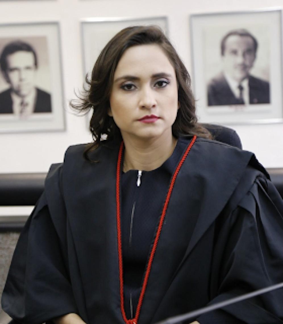 Ela é a única magistrada do Brasil convidada como observadora