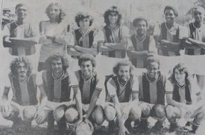 Trem da Alegria foi um time que reunia jogadores de futebol e artistas