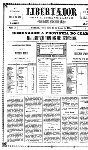 A escritora publicava nos jornais cearenses O Libertador, O Cearense, O Lyrio e A Brisa. Também publicou na região Norte.