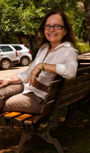 Suzana Pádua - Presidente do Instituto de Pesquisas Ecológicas, Suzana tem grande contribuição na área de educação ambiental.